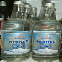 1 L-Vodka Ice Nordic