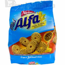 120 g-Galletas Nacional, mini Alfa