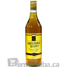 1000 ml-Whisky WALTHER SCOTT
