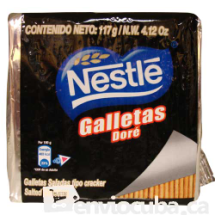 117 g-Galleta salada Doré