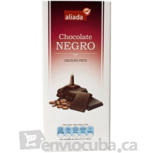 125 g-Tableta chocolate negro
