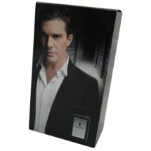 "100 ml-Agua de tocador THE SECRET, ""ANTONIO BANDERAS"""