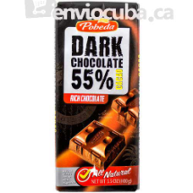 100 g-Tableta de chocolate negro