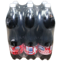 6x1500 ml- Refresco de cola Tropicola
