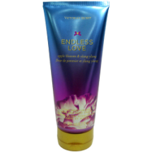 "200 ml-Crema para cuerpo y manos ENDLESS LOVE, ""VICTORIA'S SECRET"""