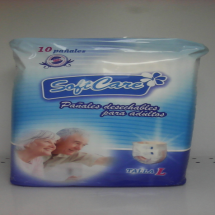 "Culeros desechables para adultos, ""Soft Care"""