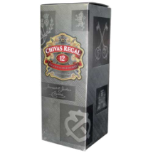 375 ml-Whisky 12 años
