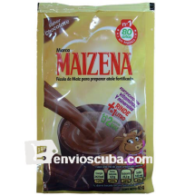 45 g-Atole sabor chocolate