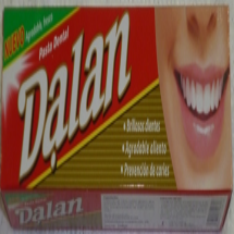 "Pasta dental, ""dalan"""