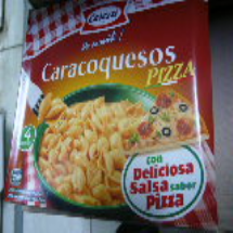 296 g-Caracoquesos pizza