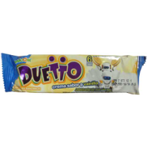 45 g-Galletas sandwich DUETTO