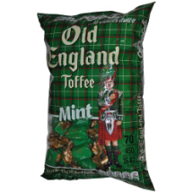 450 g-Caramelo toffee menta