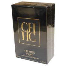 "100 ml-Agua de tocador CH MEN PRIVÉ, ""CAROLINA HERRERA"""