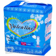 Almohadillas thin winged Valentine
