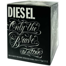 Agua de tocador Only the Brave Tattoo, DIESEL