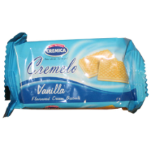 22 g-Galleta sandwich Cremelo
