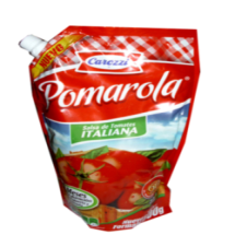 800 g-Salsa pomarola italiana natural