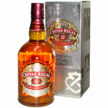 750 ml-Whisky CHIVAS REGAL