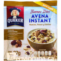 25 g-Cereal avena instantáneo