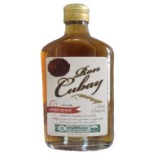 350 ml-Ron Cubay añejo suave
