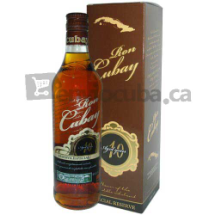 700 ml-Ron Cubay añejo superior