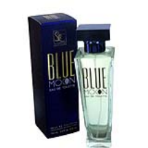 100 ml-Agua de tocador BLUE MOON