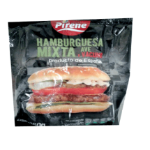 80 g-Hamburguesa mixta