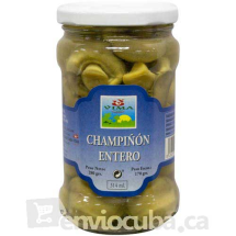340 ml-Champiñón entero
