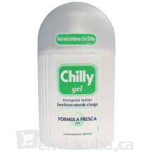 "200 ml-Gel íntimo, ""Chilly"""