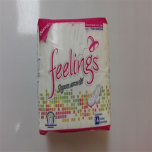 "Almohadillas sanitarias, ""Feelings"""