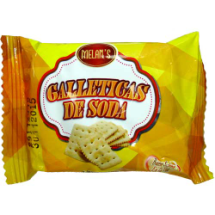 12 g-Galleta de soda
