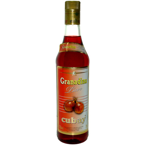 700 ml-Licor granadina