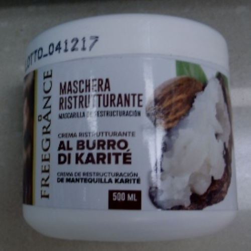 500 ml-Mascarilla karité y honey Freegrance