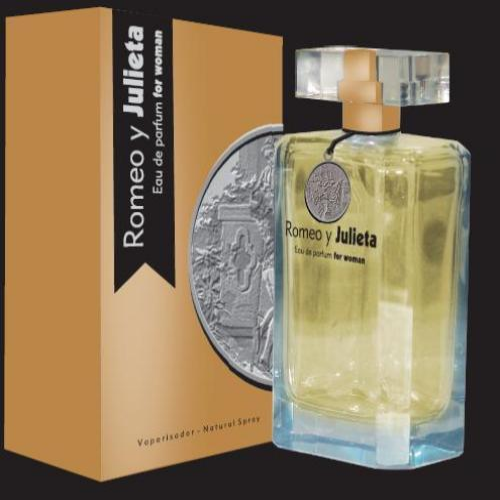 100 ml-Perfume Romeo y Julieta