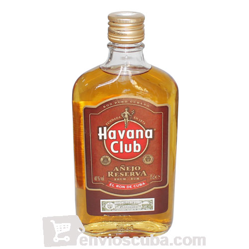 350 ml-Ron añejo reserva