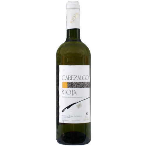 750 ml-Vino blanco RIOJA